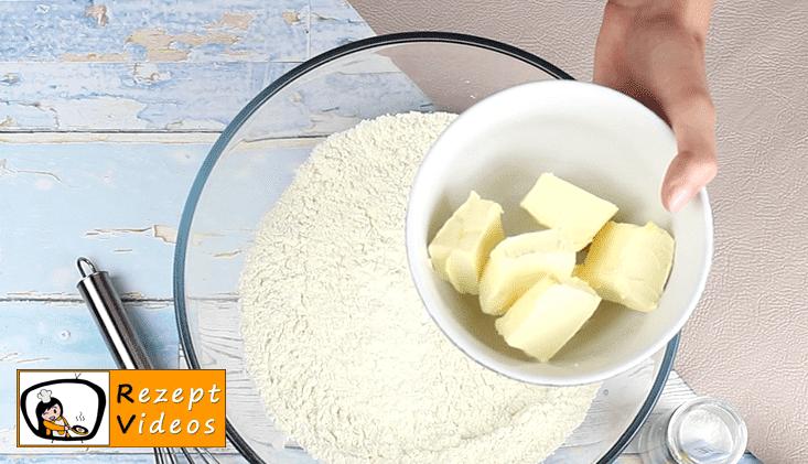 Schokowürfelkuchen Rezept Zubereitung - Schritt 2