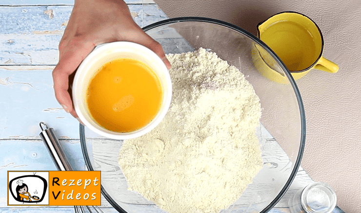 Schokowürfelkuchen Rezept Zubereitung - Schritt 3