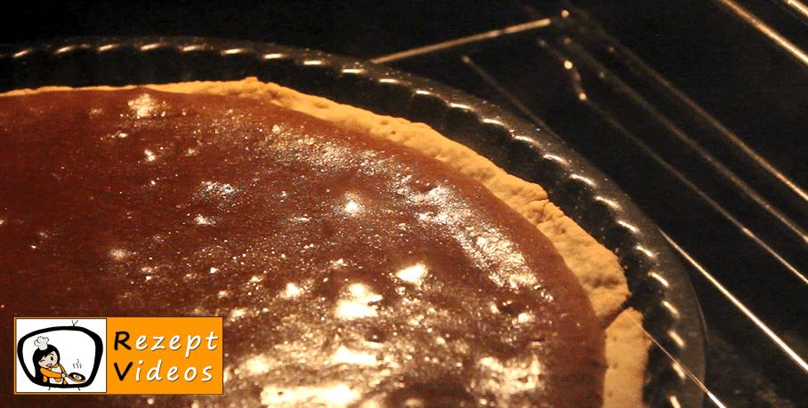 Schokowürfelkuchen Rezept Zubereitung - Schritt 9