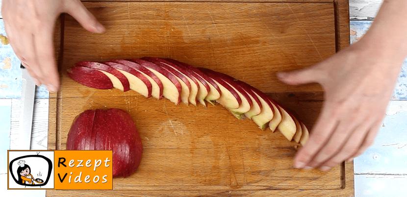 Apfel-Birnenkuchen Rezept Zubereitung - Schritt 4