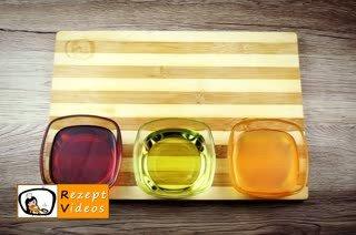 Hausgemachte Sirup-Fruchtgummis Rezept Zubereitung - Schritt 1