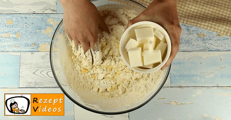 Zimt-Creme-Schichtkuchen Rezept Zubereitung - Schritt 3