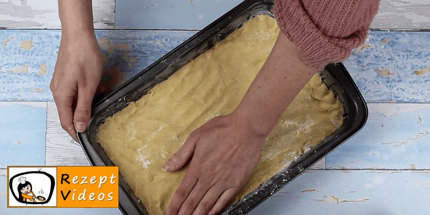 Sauerrahm-Creme-Kuchen Rezept Zubereitung - Schritt 3